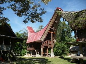 Sulawesi Architektur